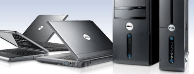 Dell laptops and computers