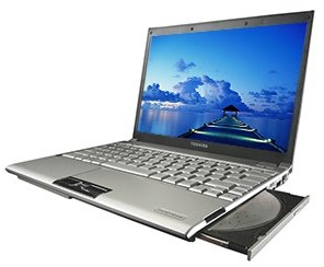 toshiba laptop and cd drive